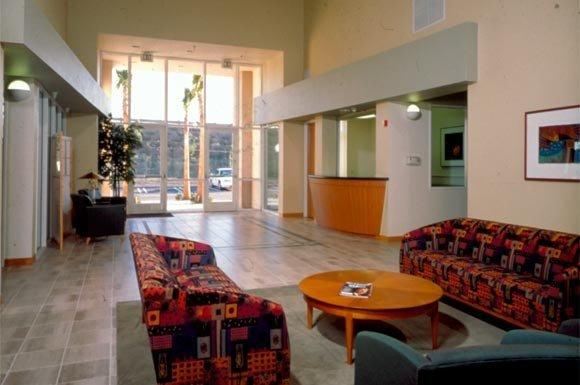 Irvine Inn Apartments Community Room