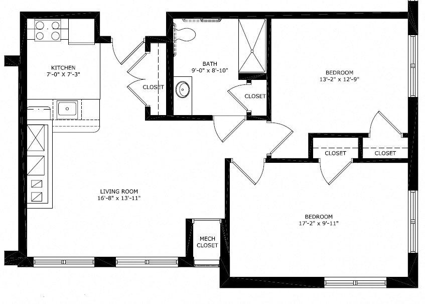 D Floor Plan 11