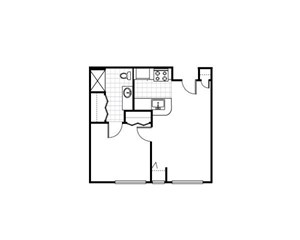 McCormack House at Westminster Place Apartments Floor Plans