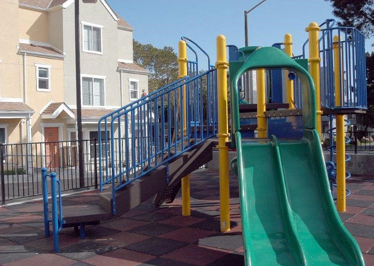 Playground-Plaza East Apartments, San Francisco, CA