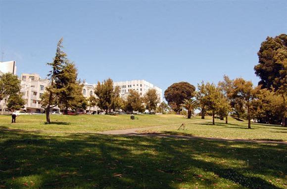 Landscape-Plaza East Apartments, San Francisco, CA