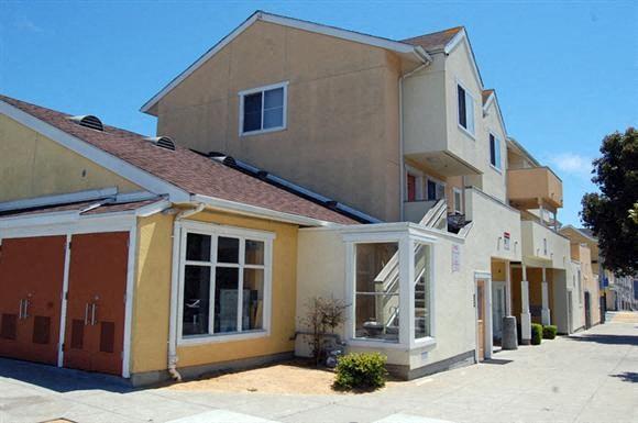 Exterior-Plaza East Apartments, San Francisco, CA
