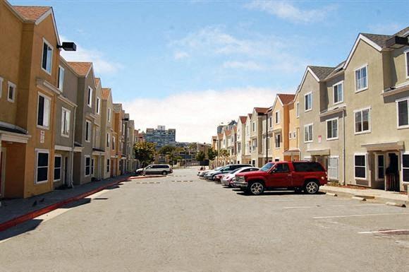 Apartment buildings-Plaza East Apartments, San Francisco, CA