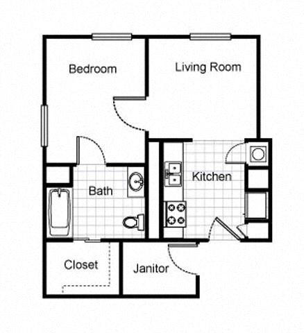 Railton Apartments Floor Plans