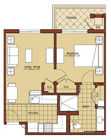 A12 Floor Plan 1