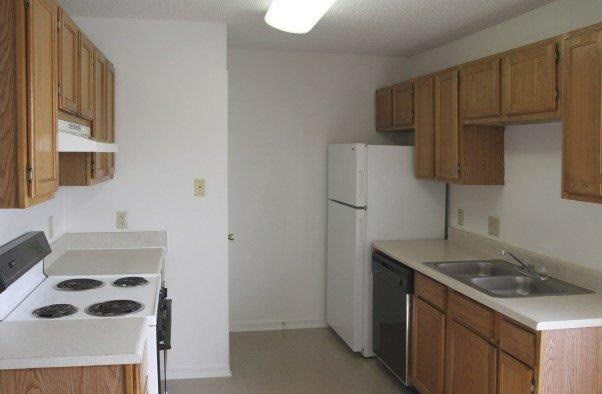 Apartment kitchen-Cameron Creek Apartments, Galloway, OH 43119