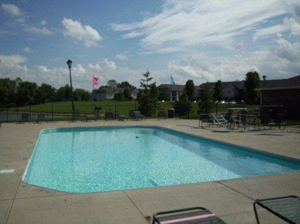 Outdoor pool-Cameron Creek Apartments, Galloway, OH 43119