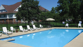 Town and Country Apartments with outdoor pool