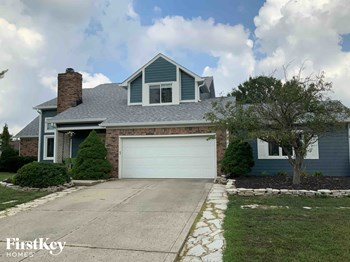 7640 Geist Valley Court 4 Beds House for Rent Photo Gallery 1