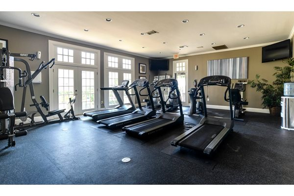 1825 Place Apartments Pflugerville Fitness Center