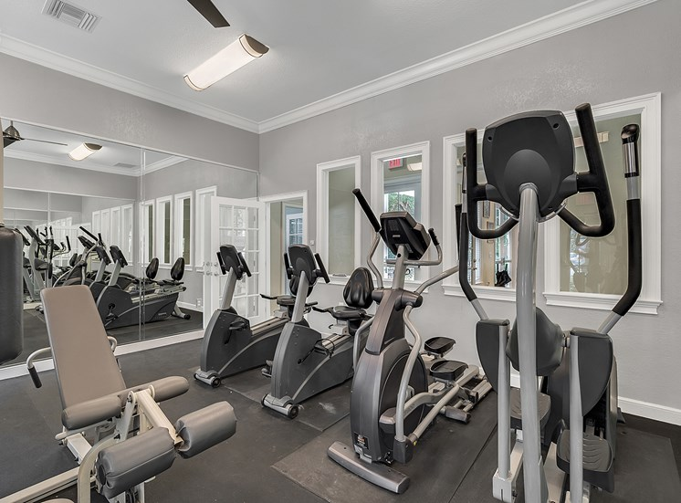 Bridgewater Club Apartments for rent in Spring Hill, FL. Make this community your new home or visit other ConcordRENTS communities at ConcordRENTS.com. Fitness center