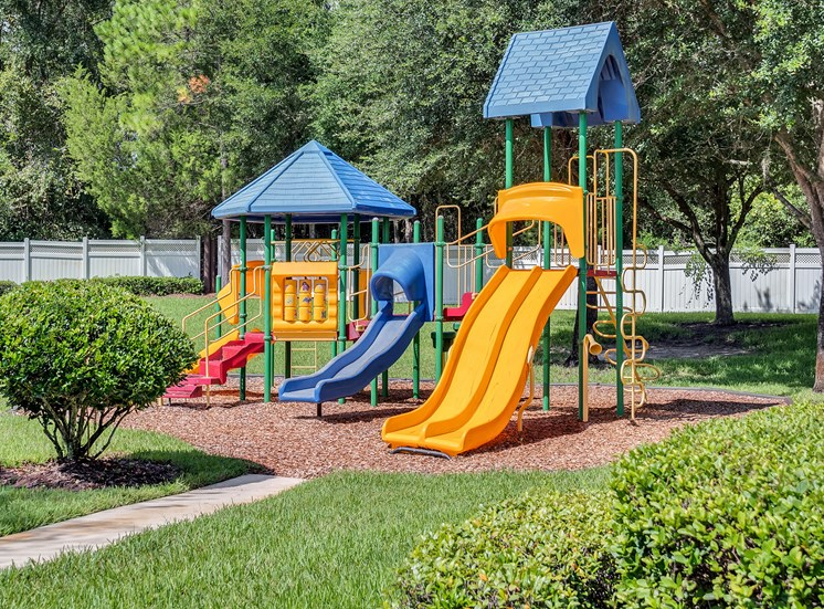 Brookside Apartments for rent in Newberry, FL. Make this community your new home or visit other ConcordRENTS communities at ConcordRENTS.com. Playground
