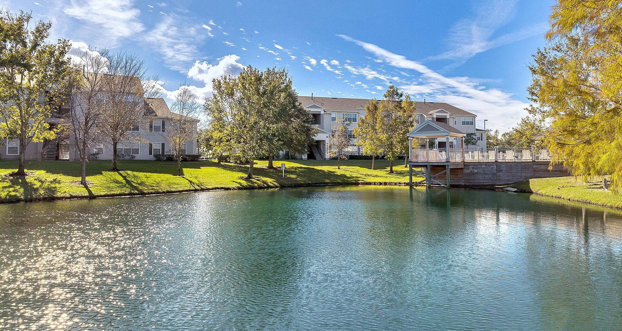 Charleston Club Apartments for rent in Sanford, FL. Make this community your new home or visit other Concord Rents communities at ConcordRents.com. Lake view
