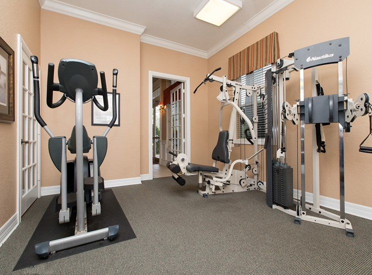 Club at Eustis Apartments for rent in Eustis, FL. Make this community your new home or visit other Concord Rents communities at ConcordRents.com. Fitness center