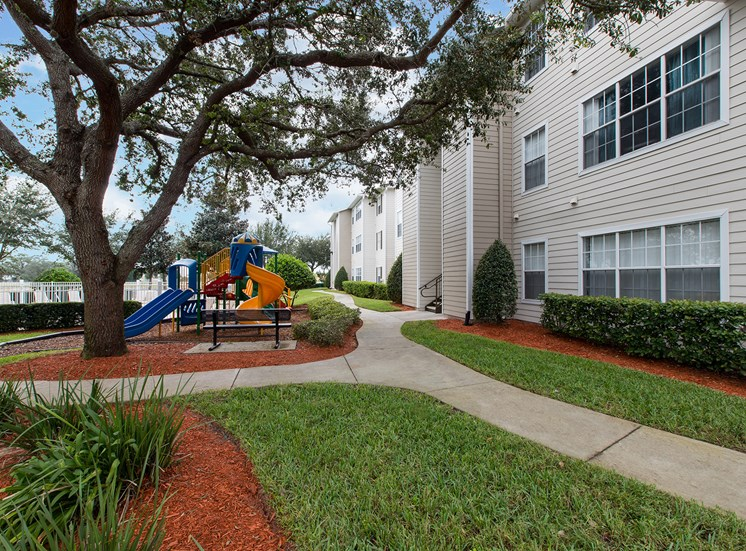 Club at Eustis Apartments for rent in Eustis, FL. Make this community your new home or visit other Concord Rents communities at ConcordRents.com. Playground