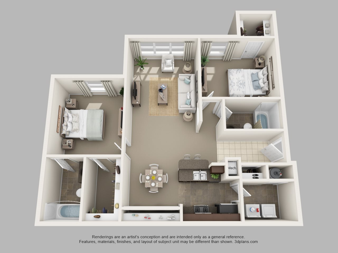 Floor plans eagles pointe apartments concord rents - 4 bedroom houses for rent in brunswick ga ...