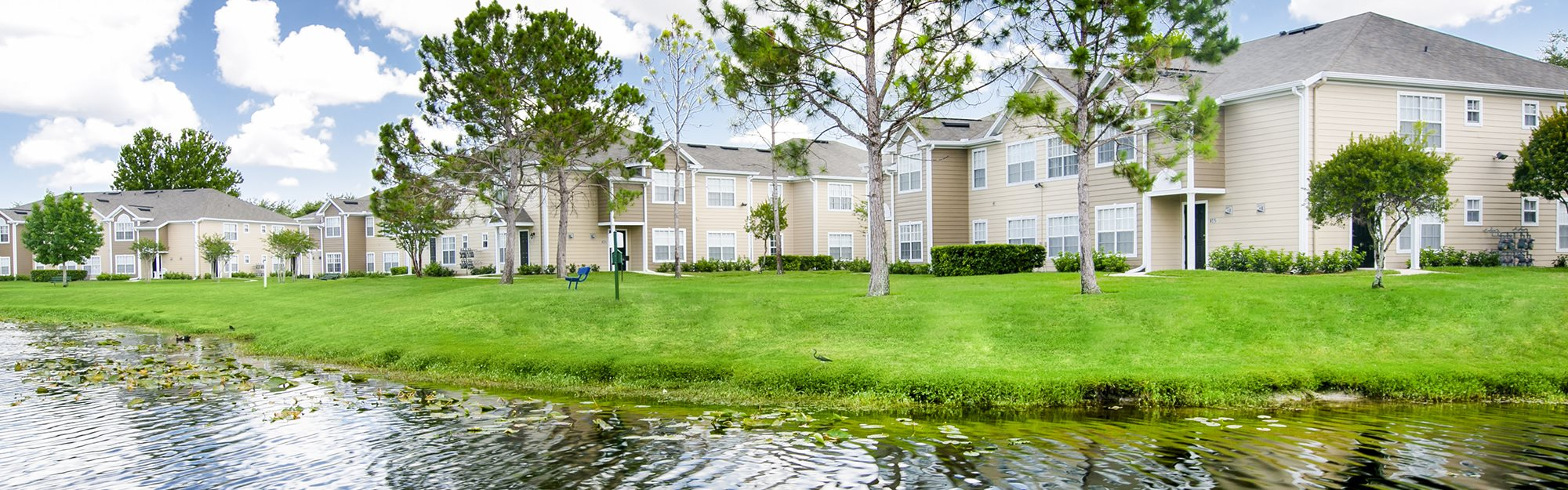 Brooke Commons Apartments for rent in Orlando, FL. Make this community your new home or visit other Concord Rents communities at ConcordRents.com. Lake view