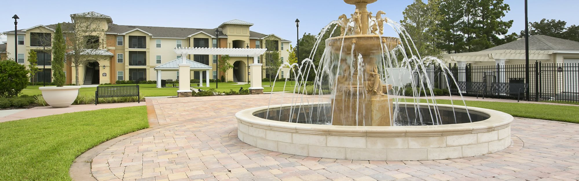 Fountains at San Remo Court Apartments for rent in Kissimmee, FL. Make this community your new home or visit other Concord Rents communities at ConcordRents.com. Fountain
