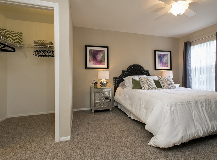 Bedroom at Hatteras Sound, for more communities, visit Concord Rents at ConcordRents.com