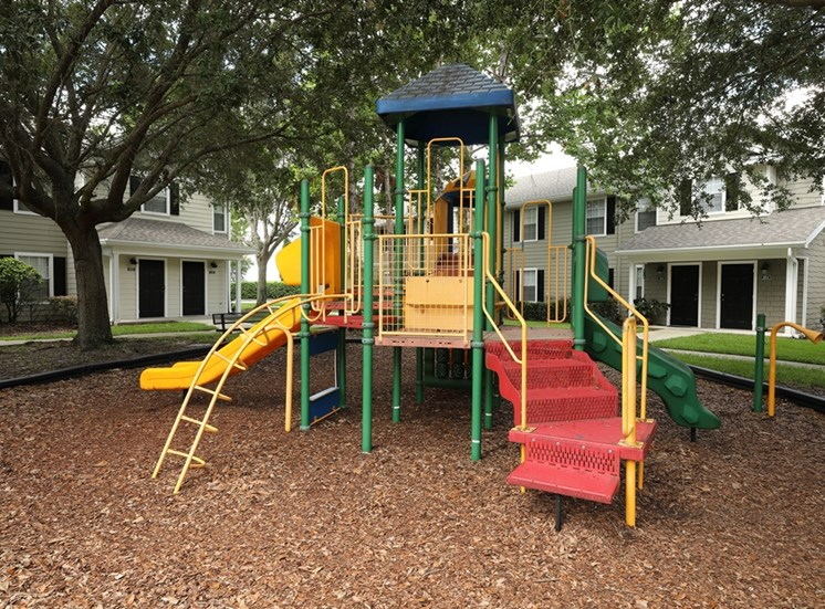 Kathleen Pointe Apartments for rent in Lakeland, FL. Make this community your new home or visit other ConcordRENTS communities at ConcordRENTS.com. Playground