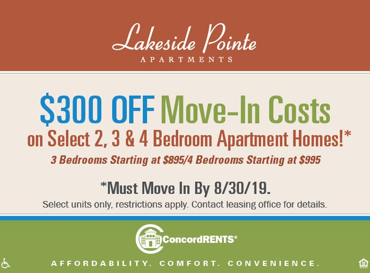 Lakeside Pointe - Special