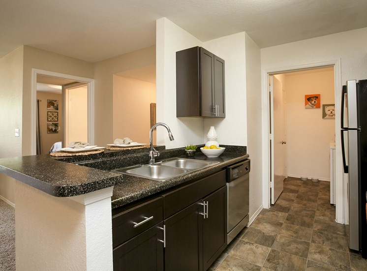 Trails at Loma for rent in Oviedo, FL. Make this community your new home or visit other Concord Rents communities at ConcordRents.com. Kitchen