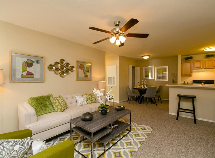 Regatta Bay Apartments for rent in Kissimmee, FL. Make this community your new home or visit other ConcordRENTS communities at ConcordRENTS.com. Living room