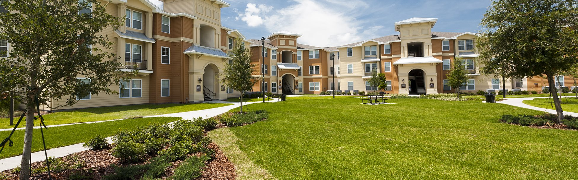 River Ridge Apartments for rent in Orlando, FL. Make this community your new home or visit other Concord Rents communities at ConcordRents.com. Building exterior