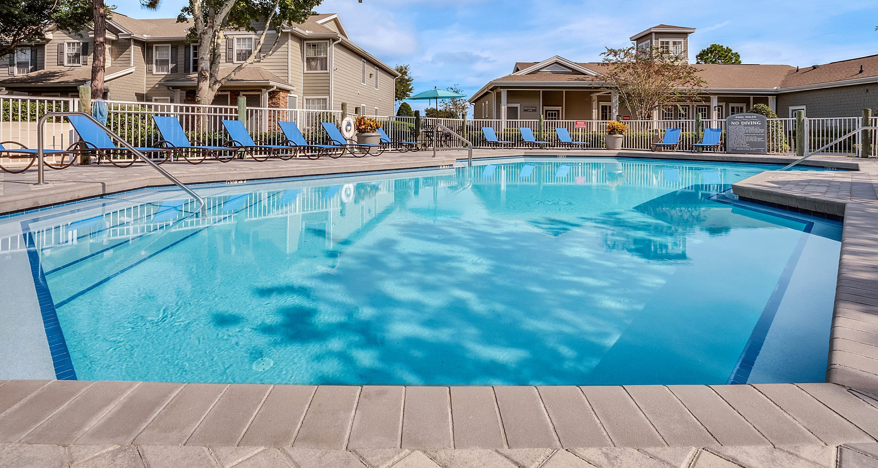 Saxon Trace Apartments for rent in Orange City, FL. Make this community your new home or visit other Concord Rents communities at ConcordRents.com. Resort-style pool