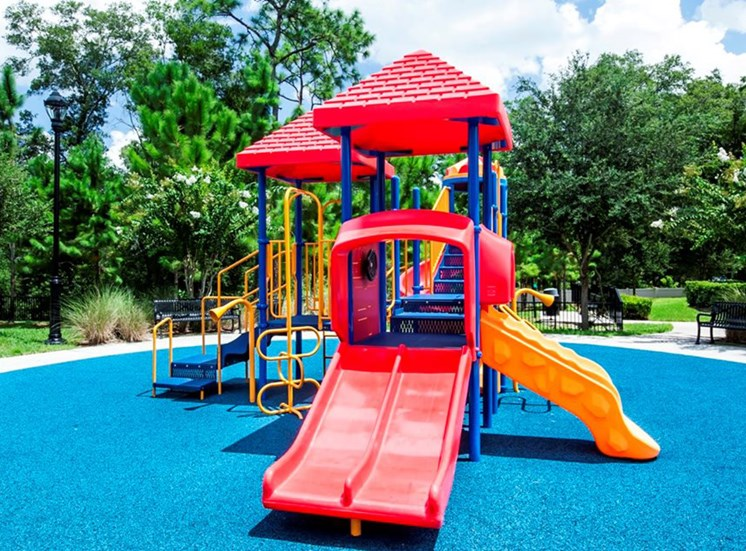 Taylor Place Apartments for rent in Deland, FL. Make this community your new home or visit other Concord Rents communities at ConcordRents.com. Playground