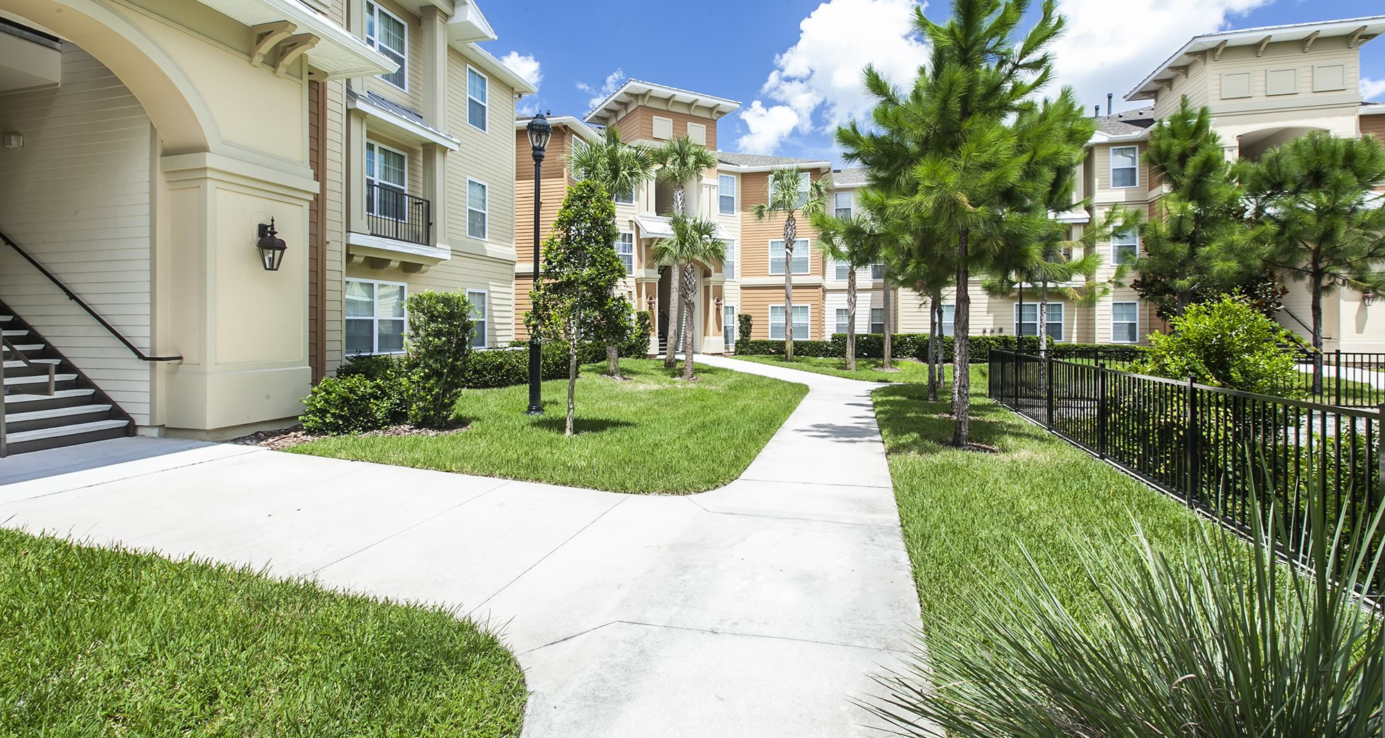 Taylor Place Apartments for rent in Deland, FL. Make this community your new home or visit other Concord Rents communities at ConcordRents.com. Building exterior