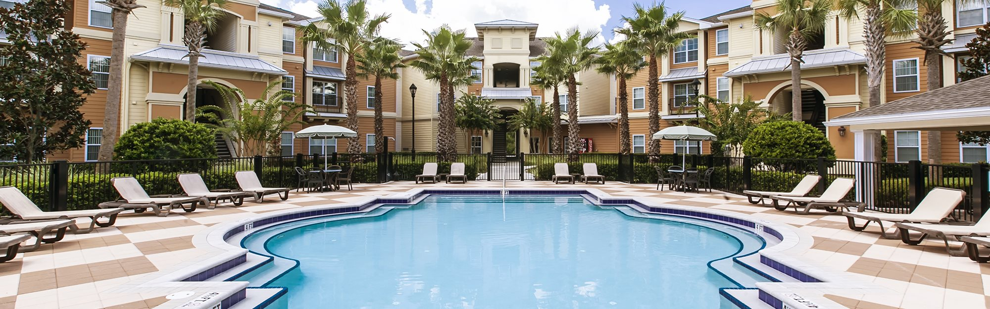 Taylor Place Apartments for rent in Deland, FL. Make this community your new home or visit other Concord Rents communities at ConcordRents.com. Pool