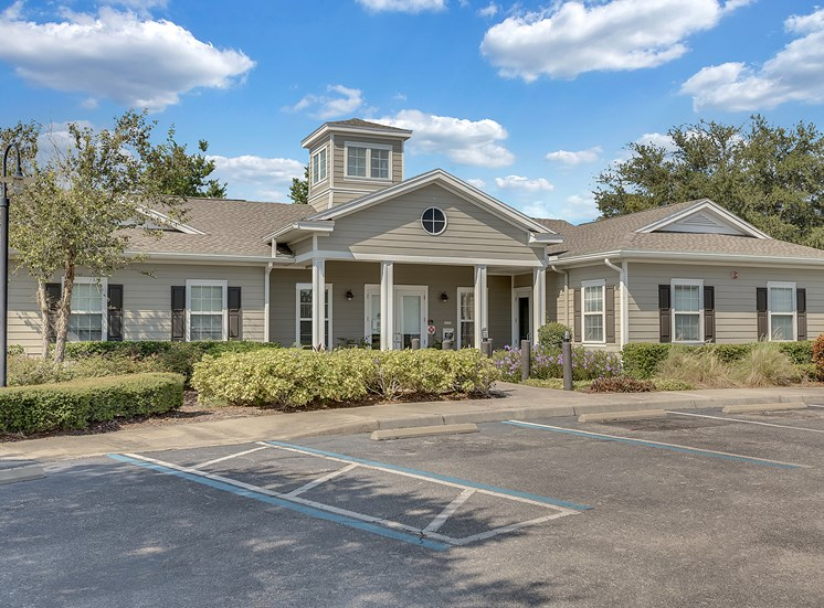 Village at Cortez Apartments for rent in Bradenton, FL. Make this community your new home or visit other ConcordRENTS communities at ConcordRENTS.com. Clubhouse exterior