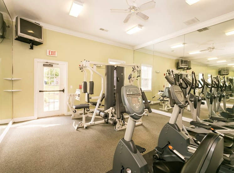Westwood Club Apartments for rent in Evans, GA. Make this community your new home or visit other Concord Rents communities at ConcordRENTS.com. Fitness center