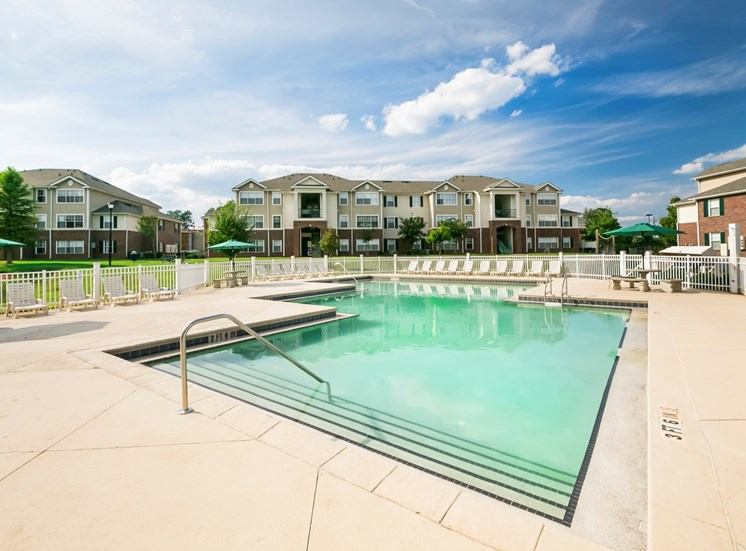 Westwood Club Apartments for rent in Evans, GA. Make this community your new home or visit other Concord Rents communities at ConcordRENTS.com. Resort-style pool