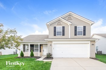 8326 Bluestem Lane 3 Beds House for Rent Photo Gallery 1