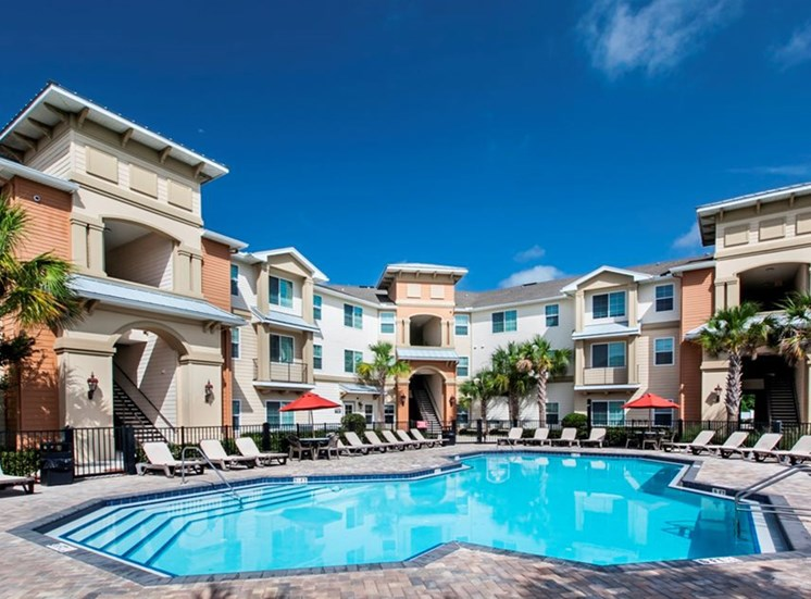 Cape Morris Cove Apartments for rent in Daytona Beach, FL. Make this community your new home or visit other Concord Rents communities at ConcordRents.com. Resort-style pool