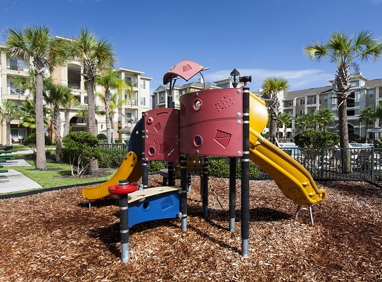 Fountains at Millenia Apartments for rent in Orlando, FL. Make this community your new home or visit other Concord Rents communities at ConcordRents.com. Playground