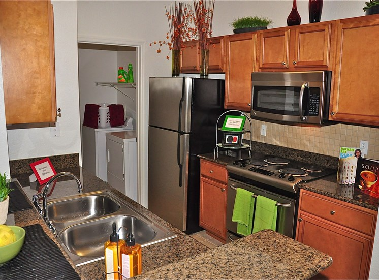 Fountains at Millenia Apartments for rent in Orlando, FL. Make this community your new home or visit other Concord Rents communities at ConcordRents.com. Kitchen