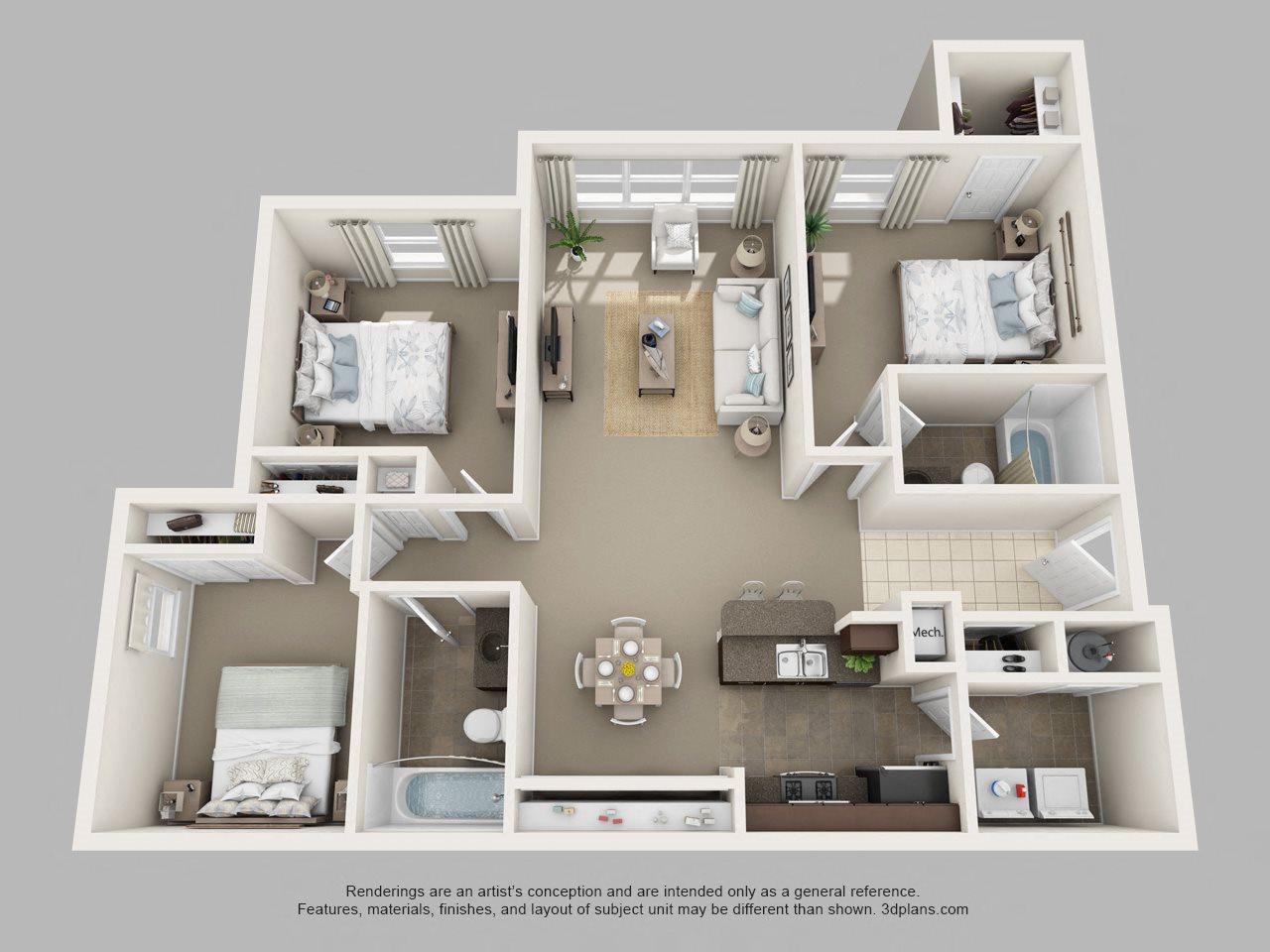 Ebrochure Hunters Run Apartments Concord Rents Concord