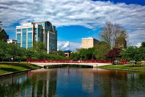 Tara Garden Apartments in Huntsville, Alabama near city center
