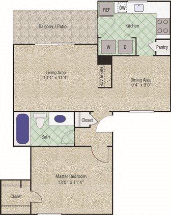 Danbury Floor Plan 2