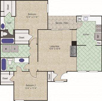 Rockport Floor Plan 6