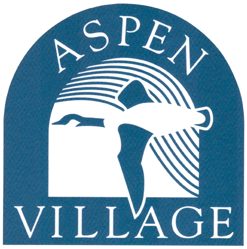 Aspen Village Apartments Property Logo 4