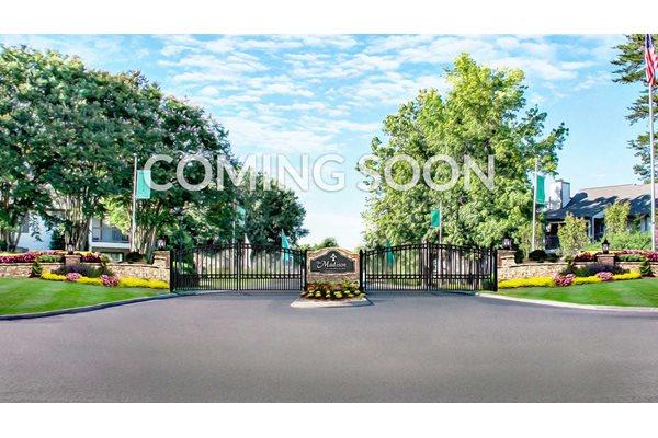 The New Madison at Adams Farm Greensboro, NC Apartments Gate