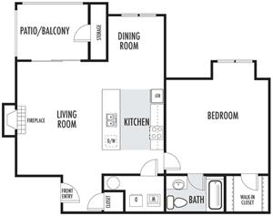 The New Madison at Adams Farm Greensboro, NC Apartments