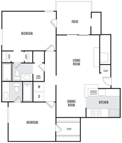 The Ivy Floor Plan 3