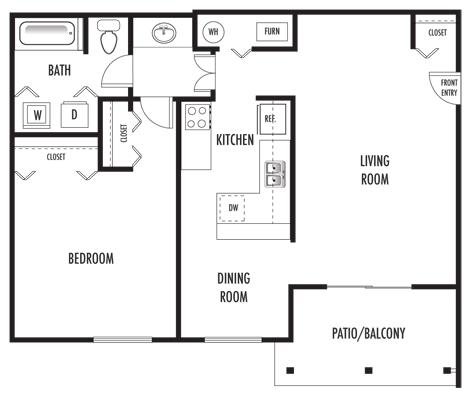 Athens A3 Floor Plan 1
