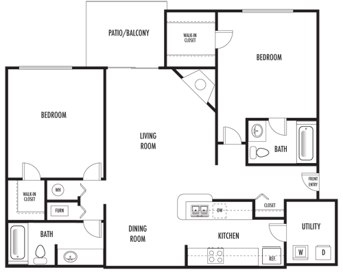 Florence C4C Floor Plan 6