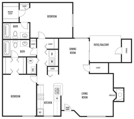 Mecca C4B Floor Plan 9